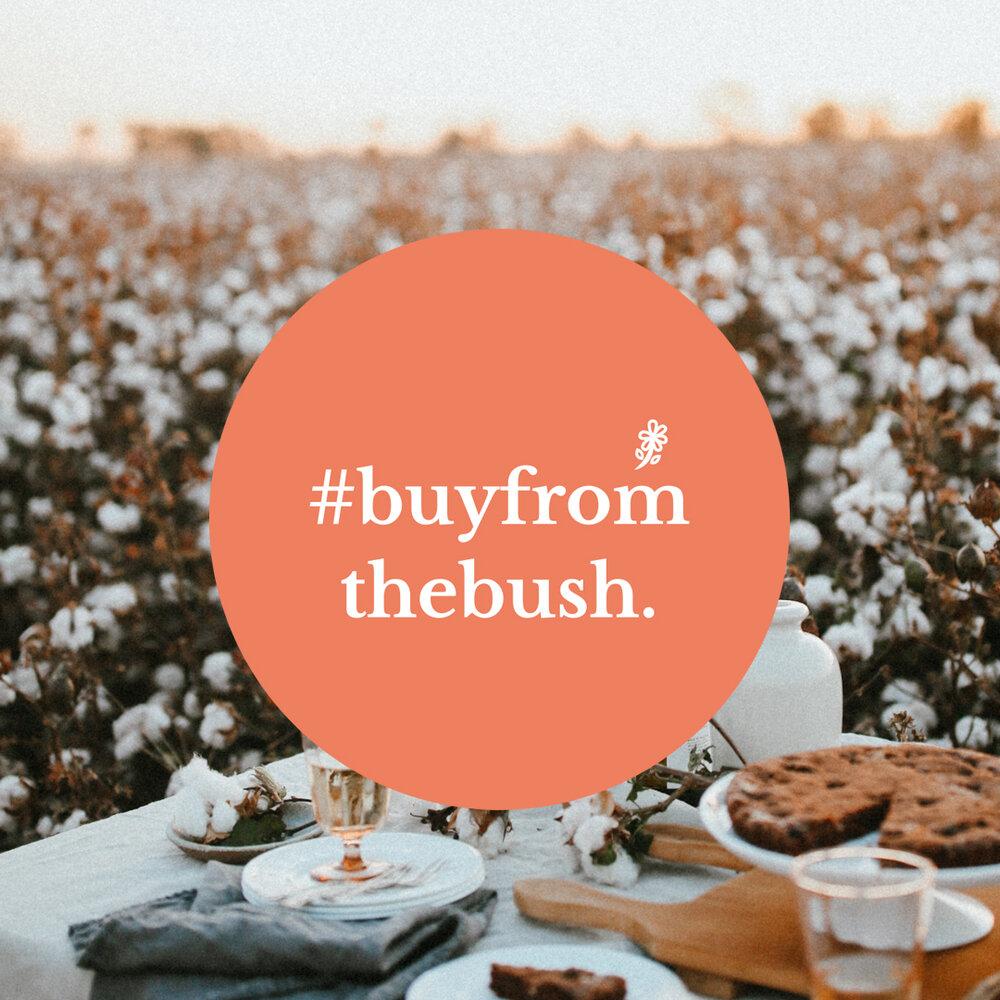 Buy From The Bush Emma Barrett Creative