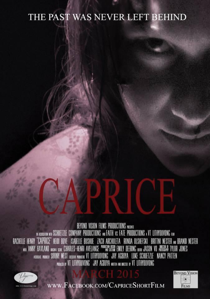 Caprice (2015) Composer