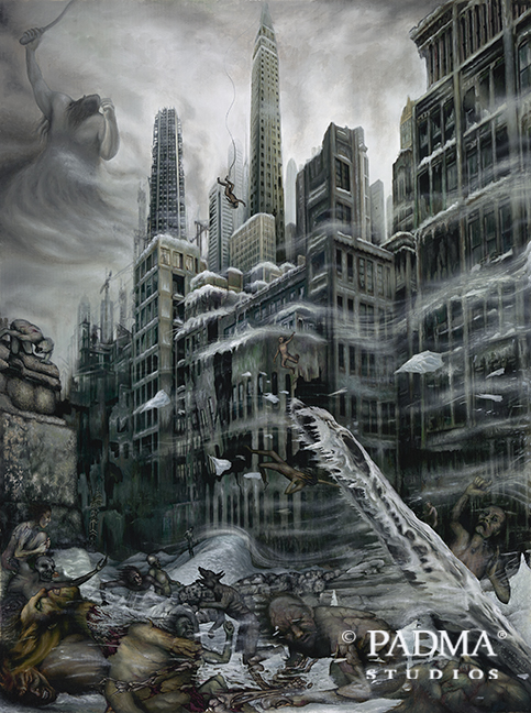 City of Cold Hells