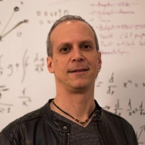 CRISTIAN HUEPE Physicist