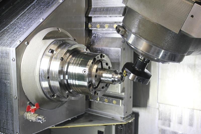 high tech production machine equipment