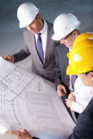 engineers plan