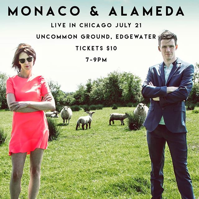 Live in Chicago July 21!  Uncommon Ground, Edgewater 7-9pm. Adm $10