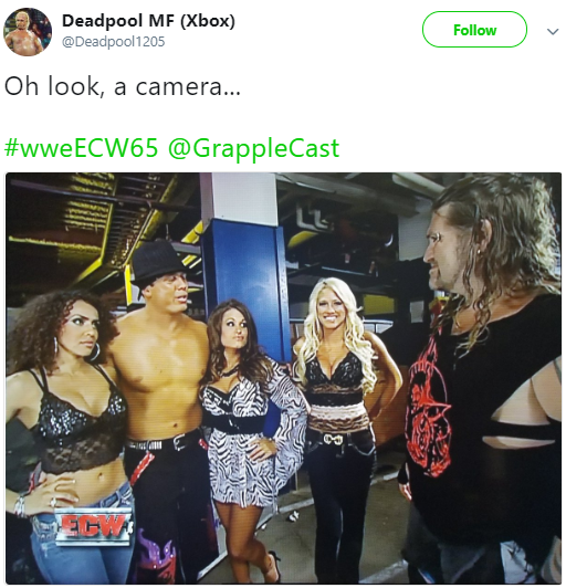The Golden Age of Grappling Podcast Episode 124 (WWE ECW