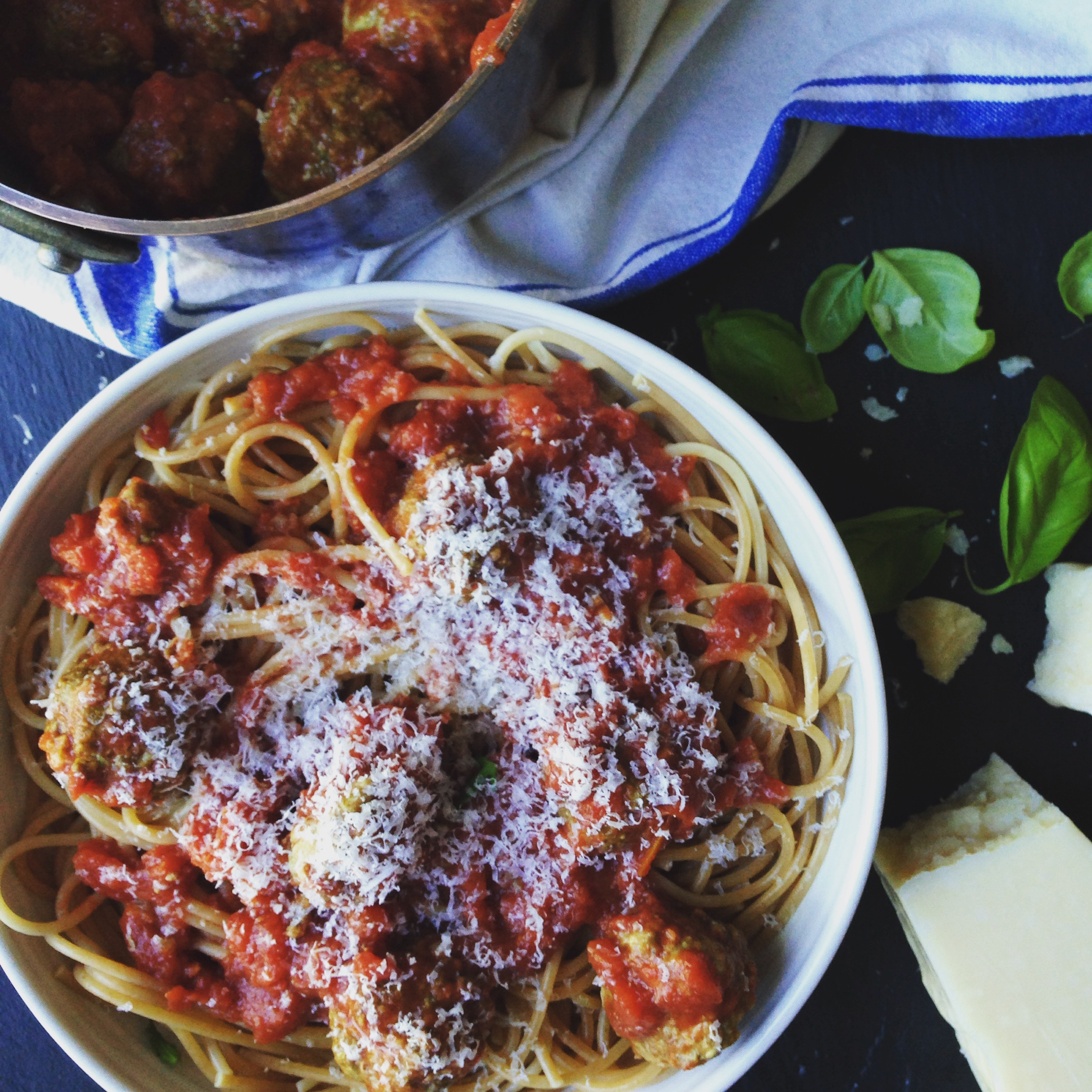 the best meatballs (and burgers)