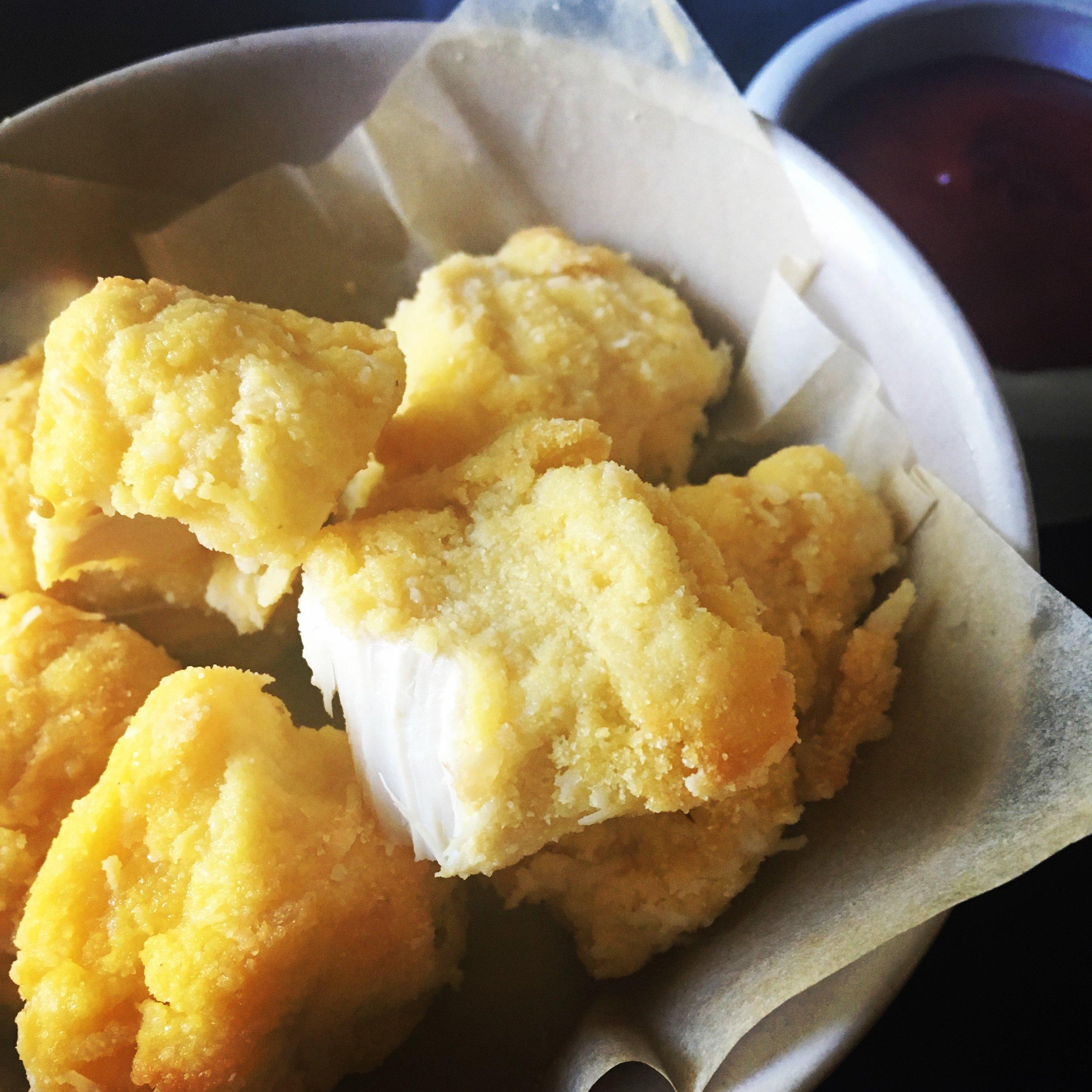golden nuggets