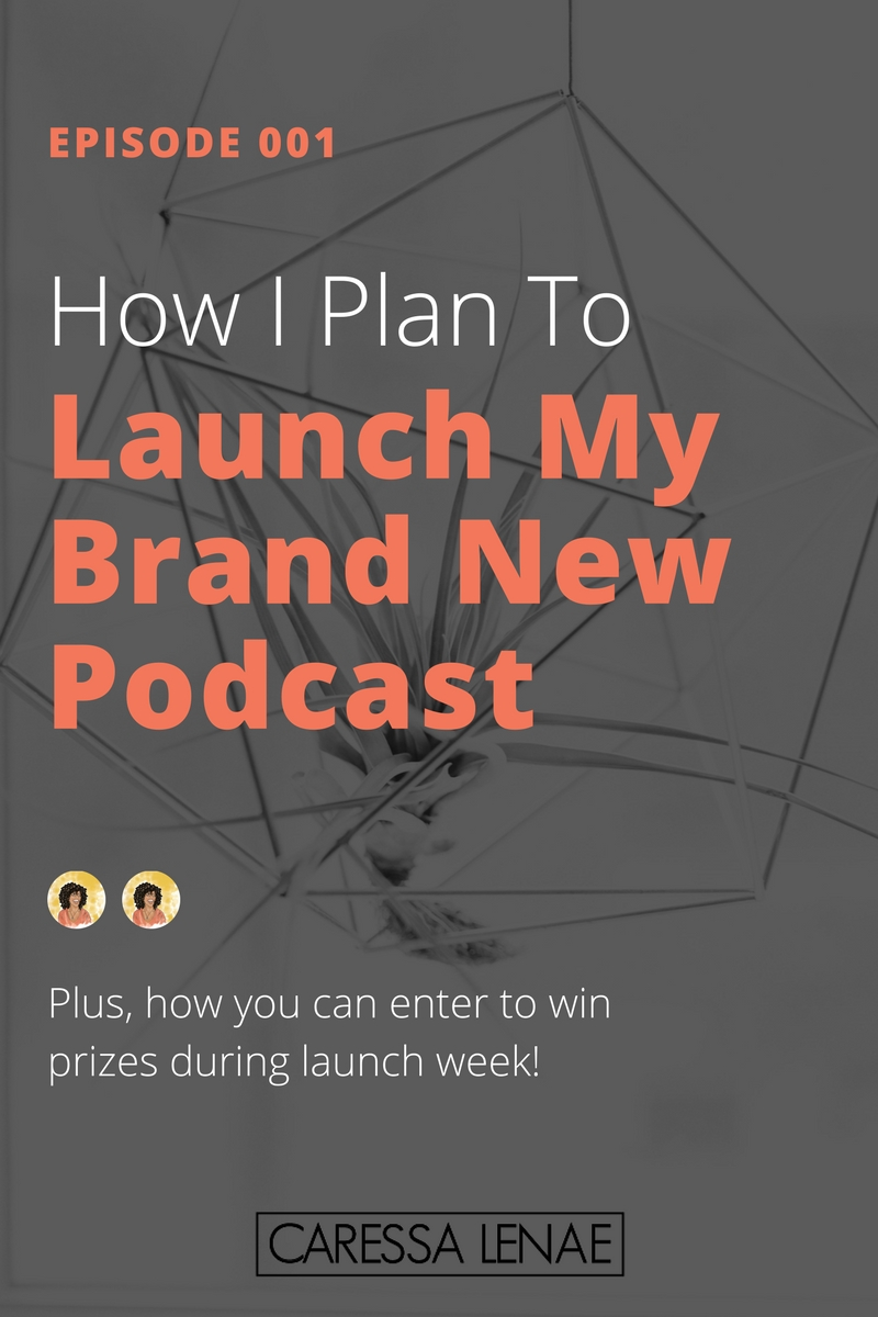 In episode 001 of The Business Casual Podcast, I share the details of how I plan to launch my new podcast to make it into the 'New and Noteworthy' section of iTunes. via @CaressaLenae