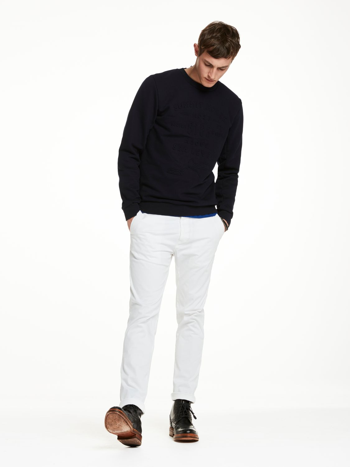 THE ESSENTIAL CHINOS - SHOP NOW