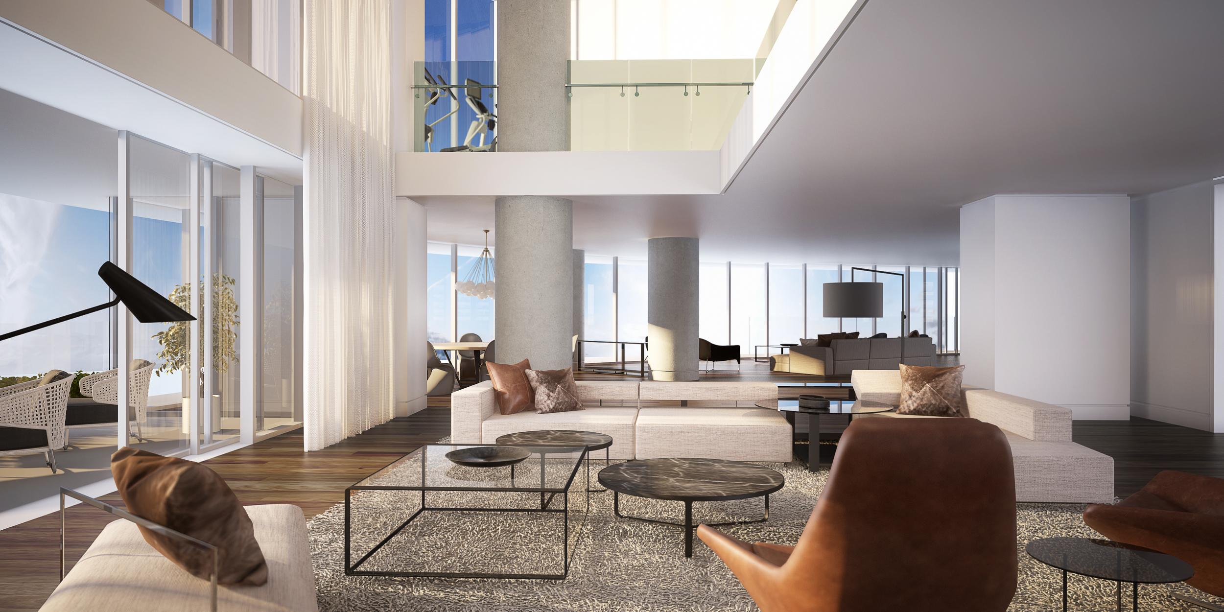 W Hotel and Residence, Dubai, UAE