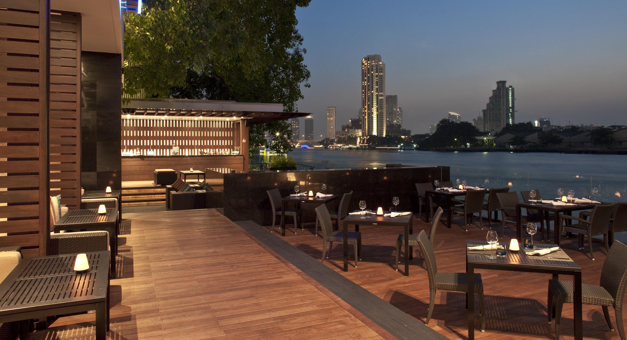 Royal Orchid Sheraton, Bangkok, Thailand