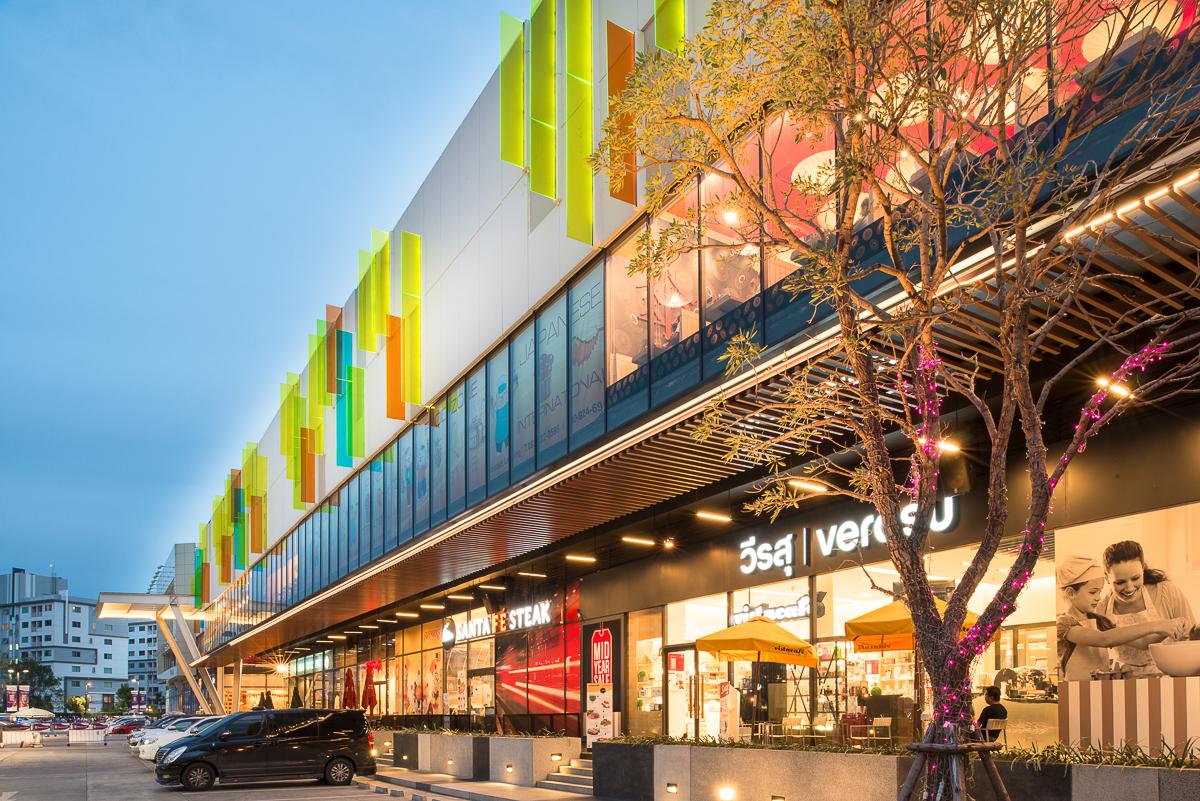 Plearnary Mall, Bangkok, Thailand