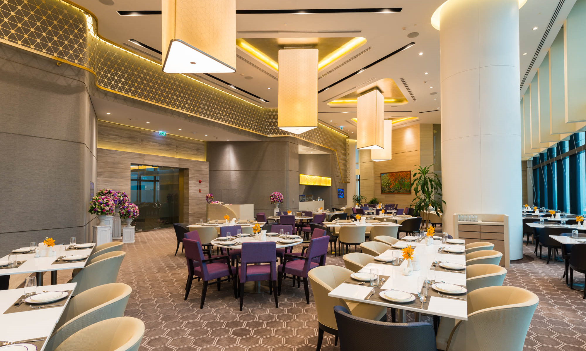 SCB Executive Dining Room, Bangkok, Thailand