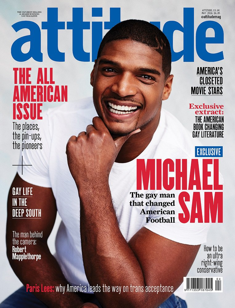 Attitude: The All American Issue, May 2016