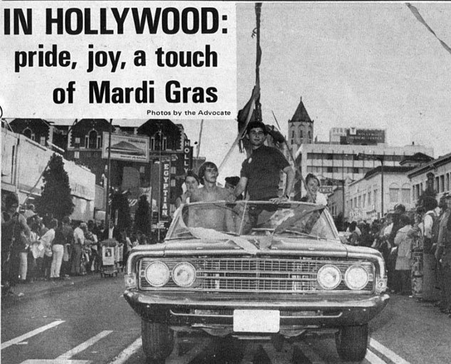 What Gay Pride looked like in 1970