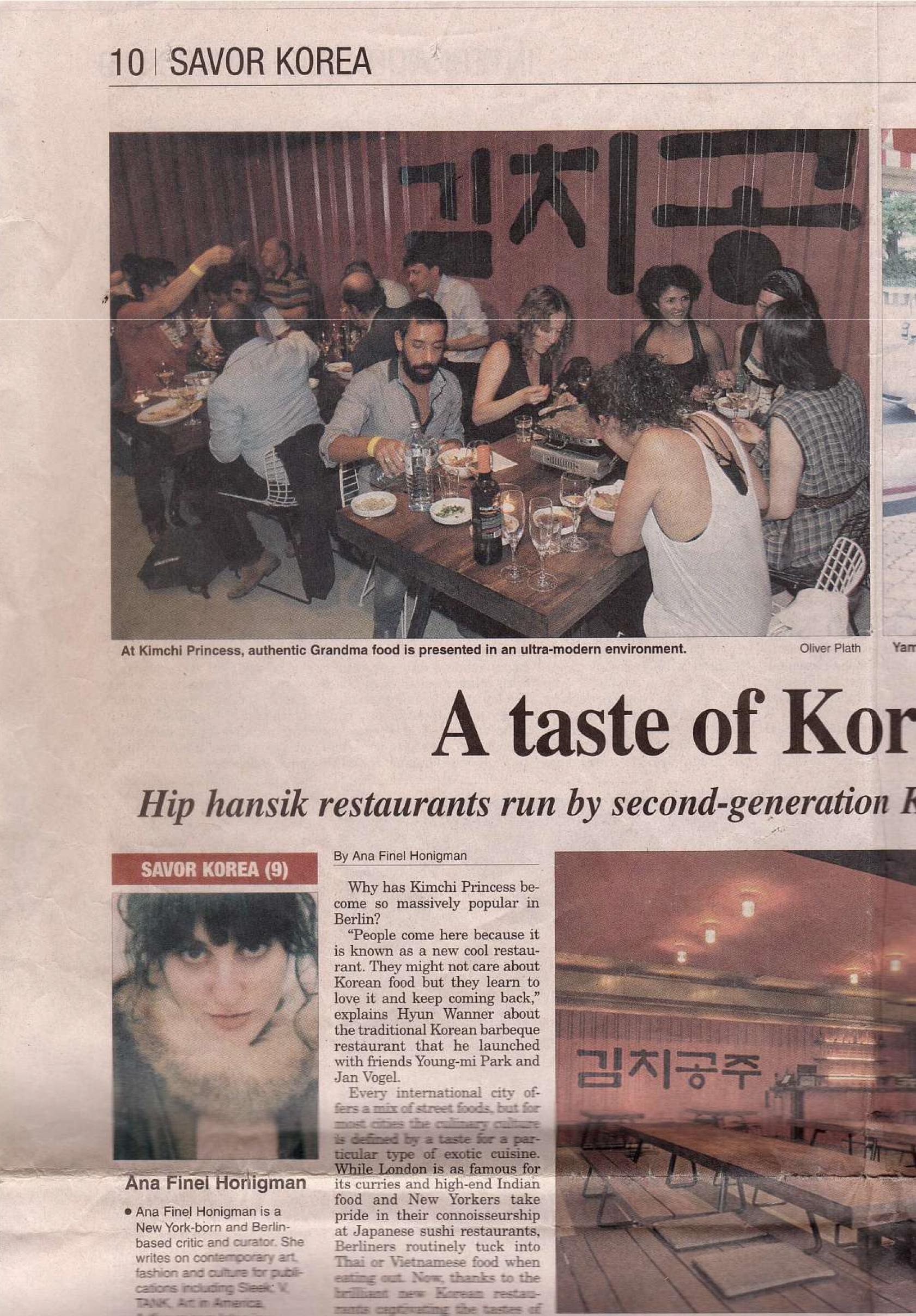 The Korea Herald 28-12-2009
