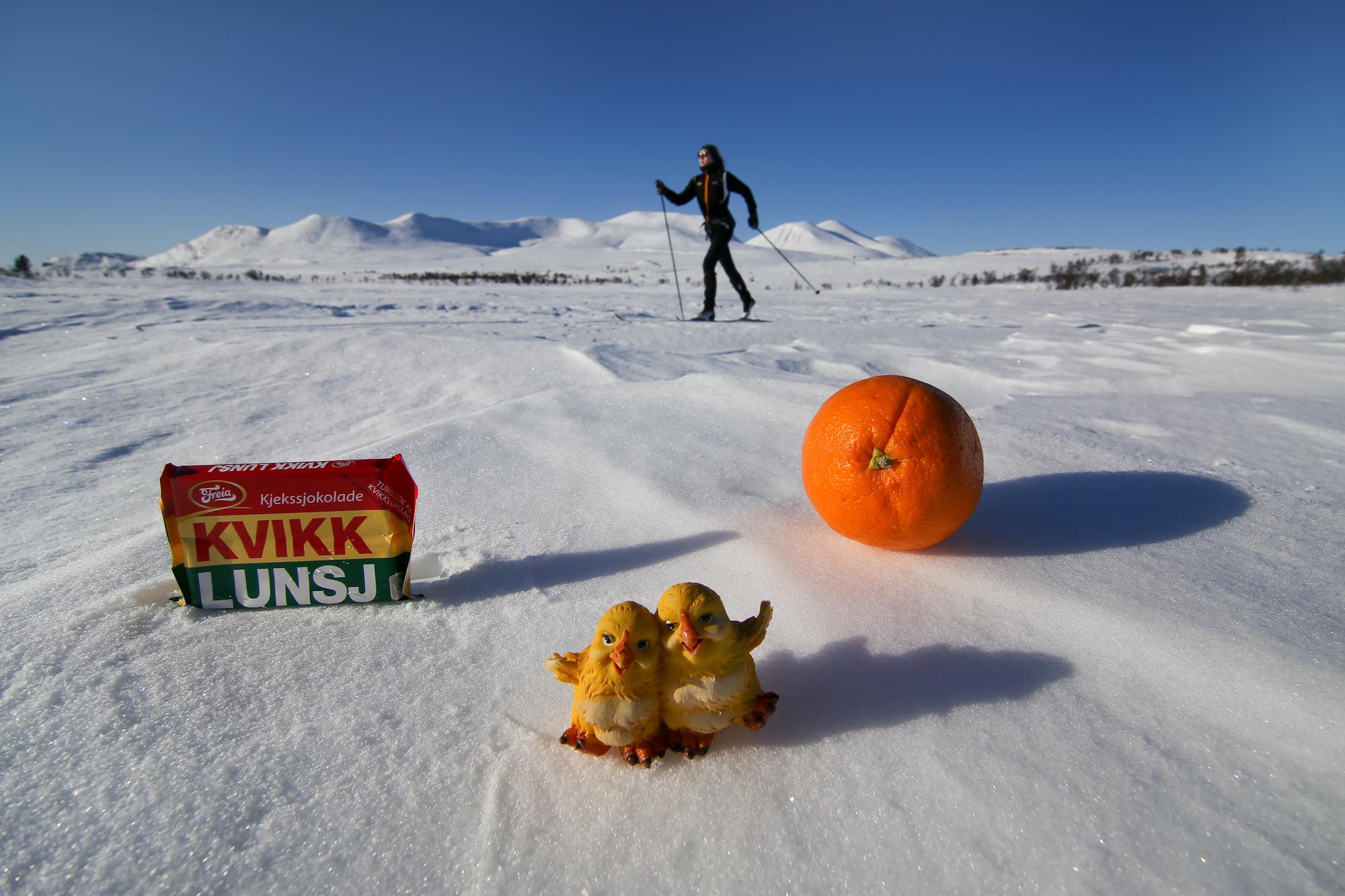 """Kvikklunsj"", pollitos de pascua y la naranja mandatoria para disfrutar la temporada"