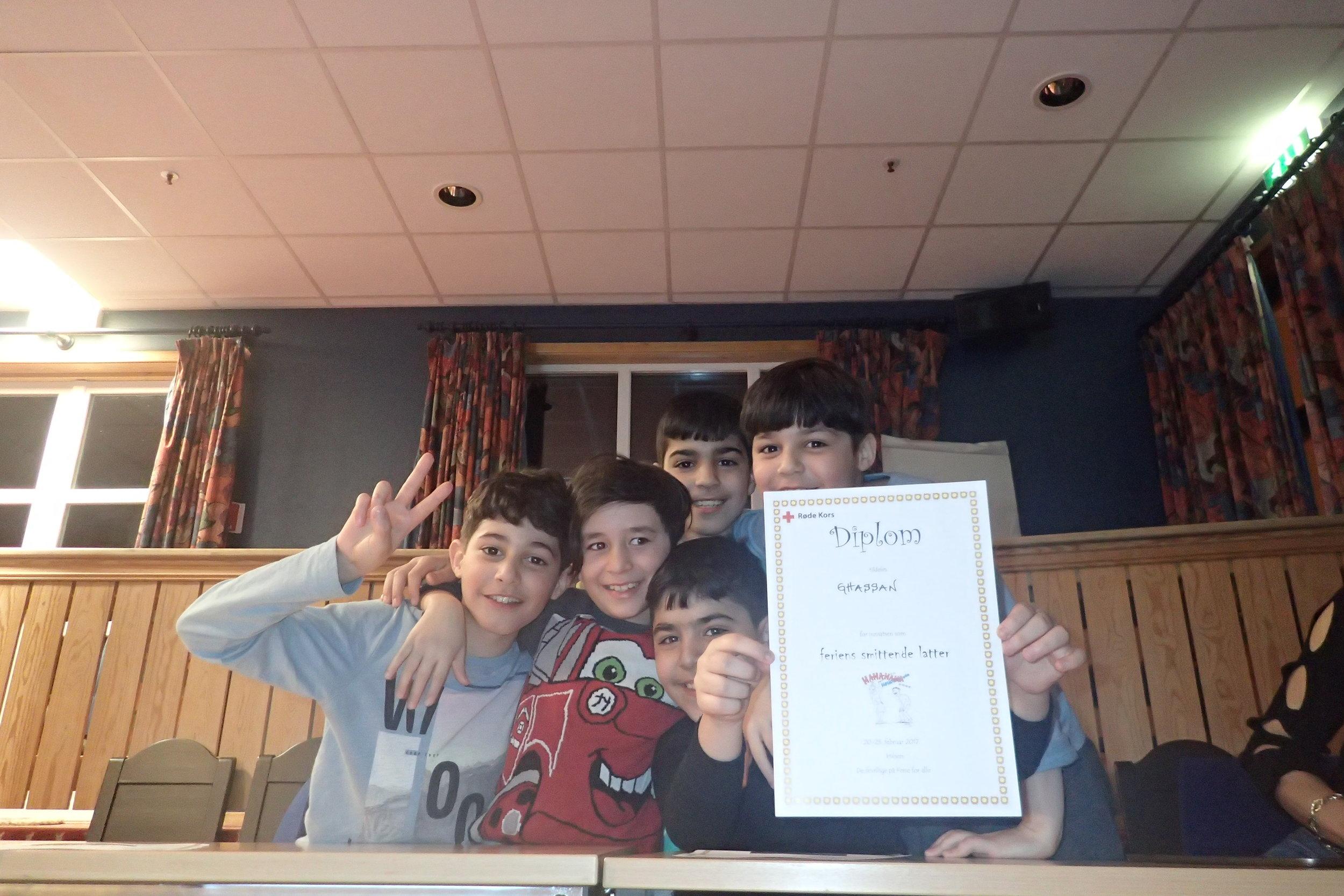 Certified children