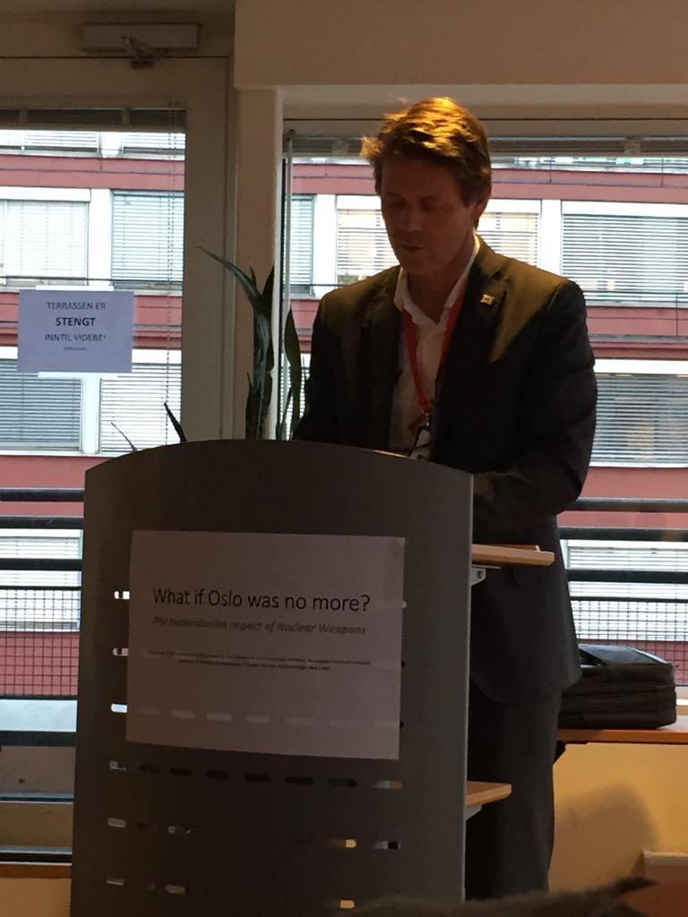 General Secretary of the Norwegian Red Cross