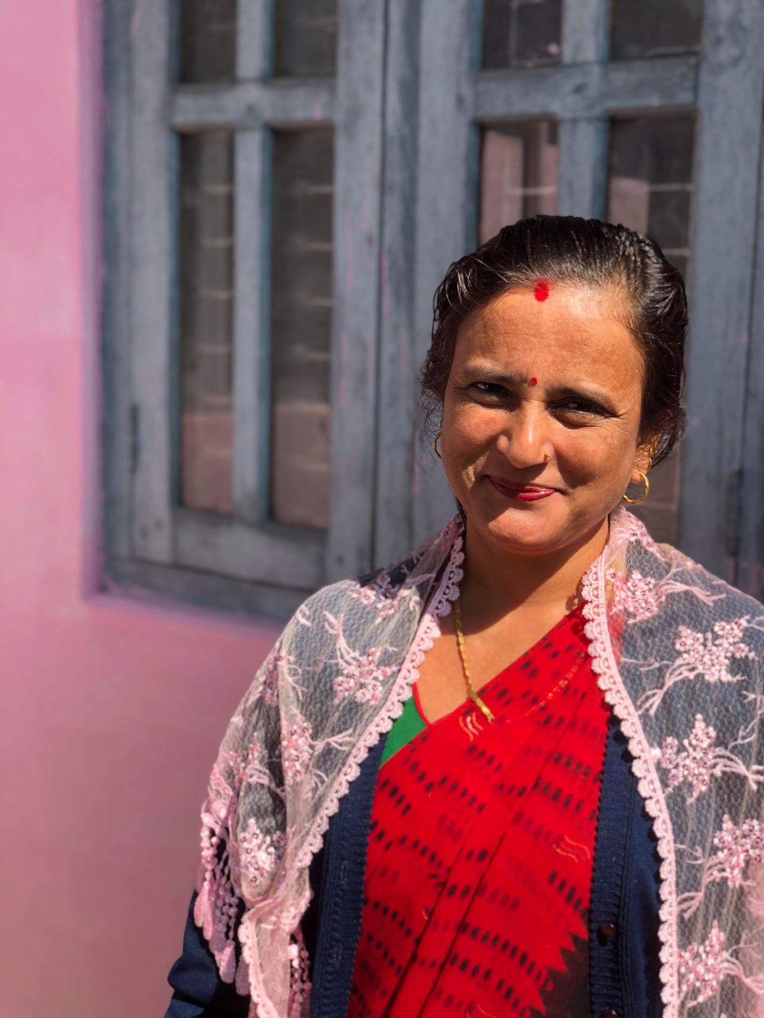Shobha Devi Sharma Photo: Svanhild Gjeraker