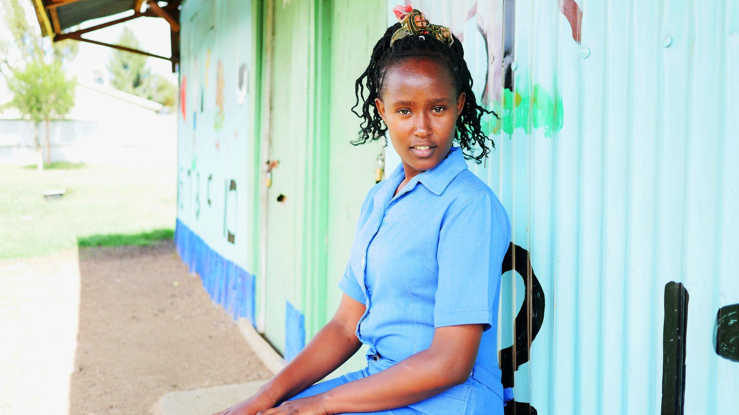 Ann Nyambura Mwangi. Photo: Elfi Thrane Bemelmans