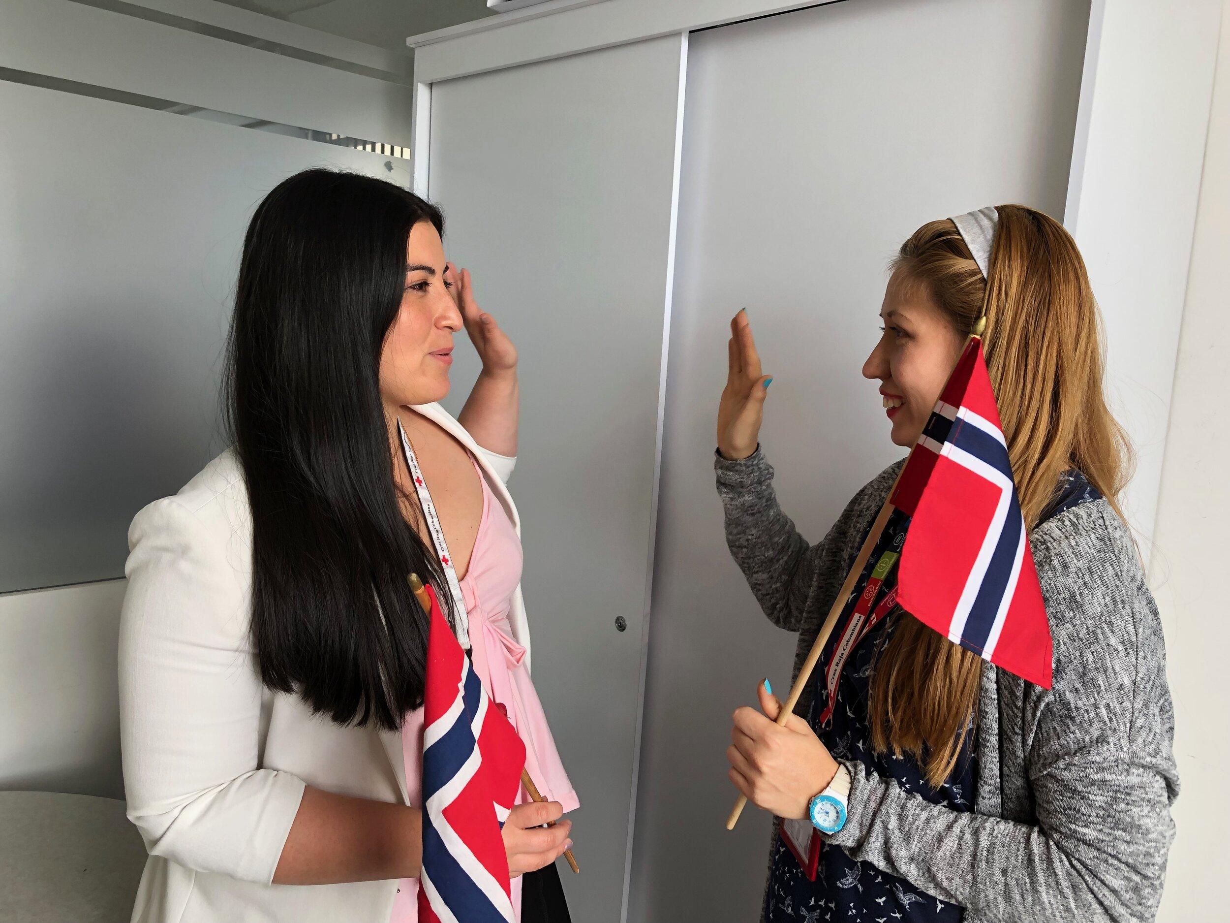 Blogg post 2-Silvia and Maria Paula part 1.JPG