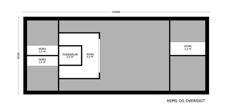 oneroom one 175 m2 loft