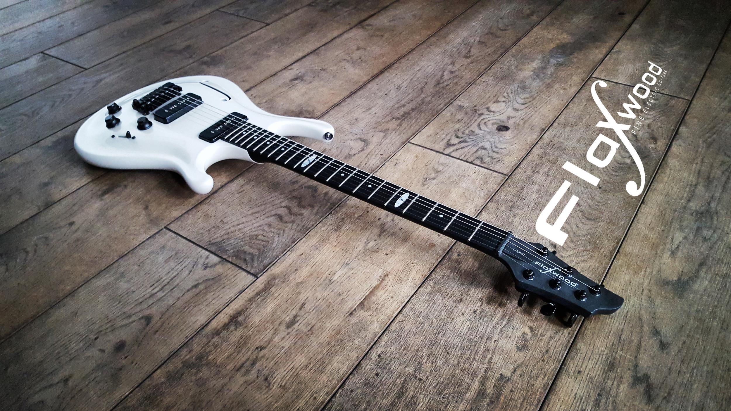 Flaxwood Guitars United Kingdom