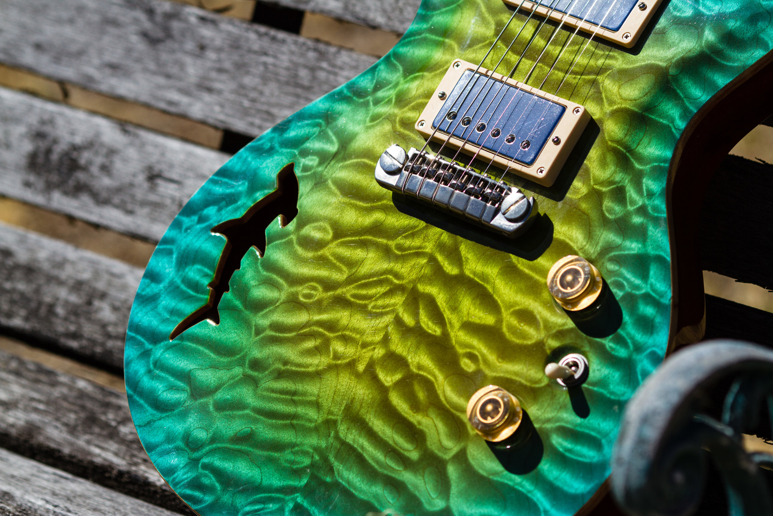 Ormsby Guitars Distributed by Zed Music Distribution