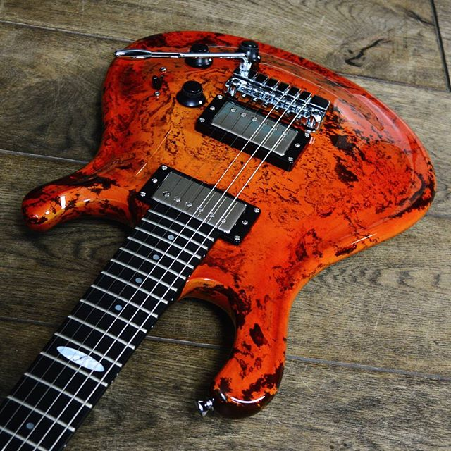 The Flaxwood RAUTIA. #orange #bright #bedifferent  #thinkdifferently  Contact us here at FlaxwoodGuitarsUK on Instagram, Facebook or Twitter for more information. Get in touch with @zedmusicdistribution to find your nearest dealer and to get your hands on a Flaxwood in the United Kingdom.  www.zedmusicdistribution.co.uk  Photo and copyright owned by Zed Music Distribution.  #flaxwood #flaxwoodguitars #guitar #electric #electricguitar #guitarist #unitedkingdom #lovemusic #musicians #musiclife #ギター #violão #guitarra #гитара #guitare #gitar #musicphotography #sustainable #sustainability #ecofriendly #eco #photooftheday #photo
