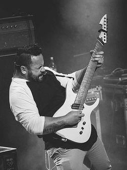 Richie Allen - Heavy Metal Ninjas & Kora