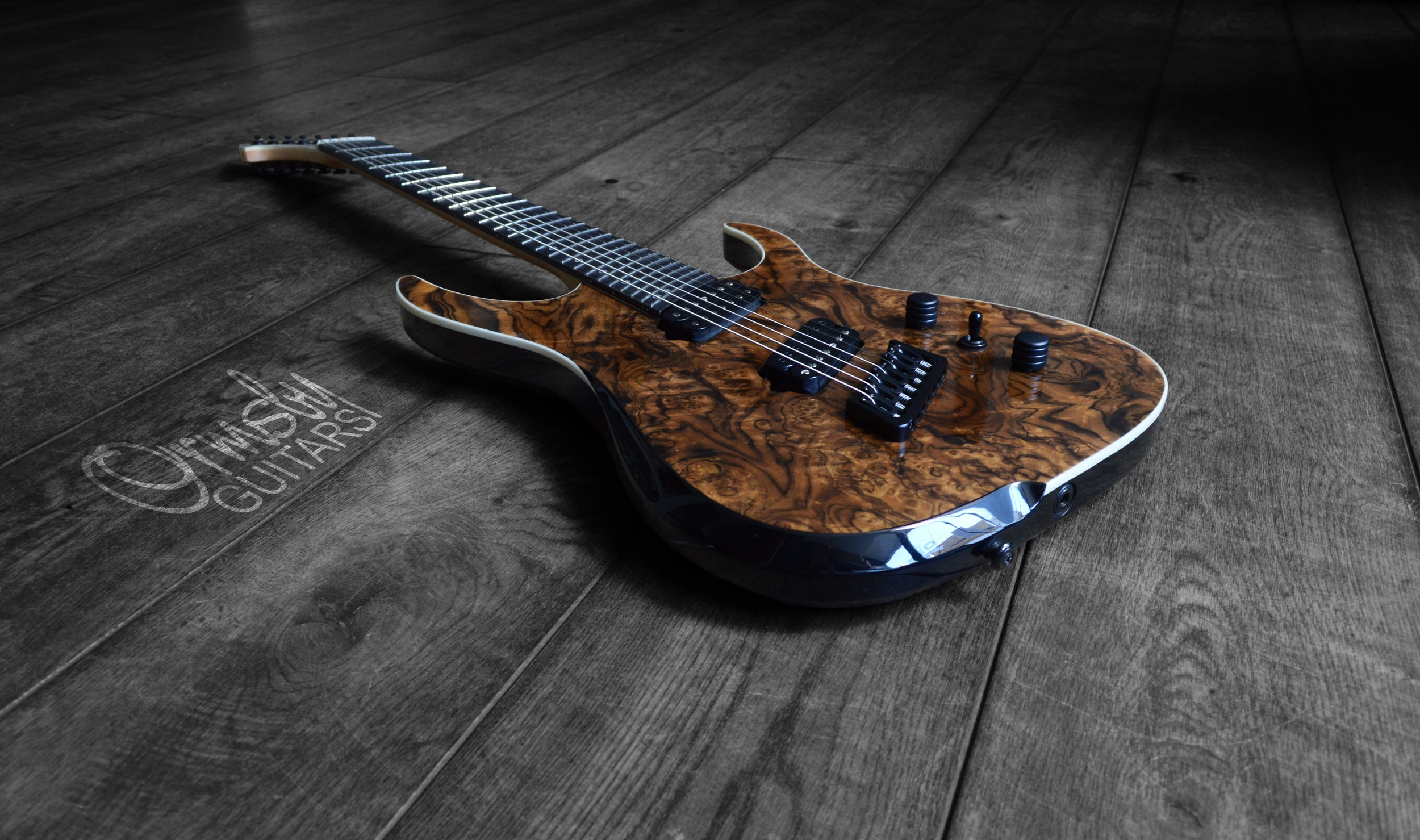 Ormsby GTR Guitar