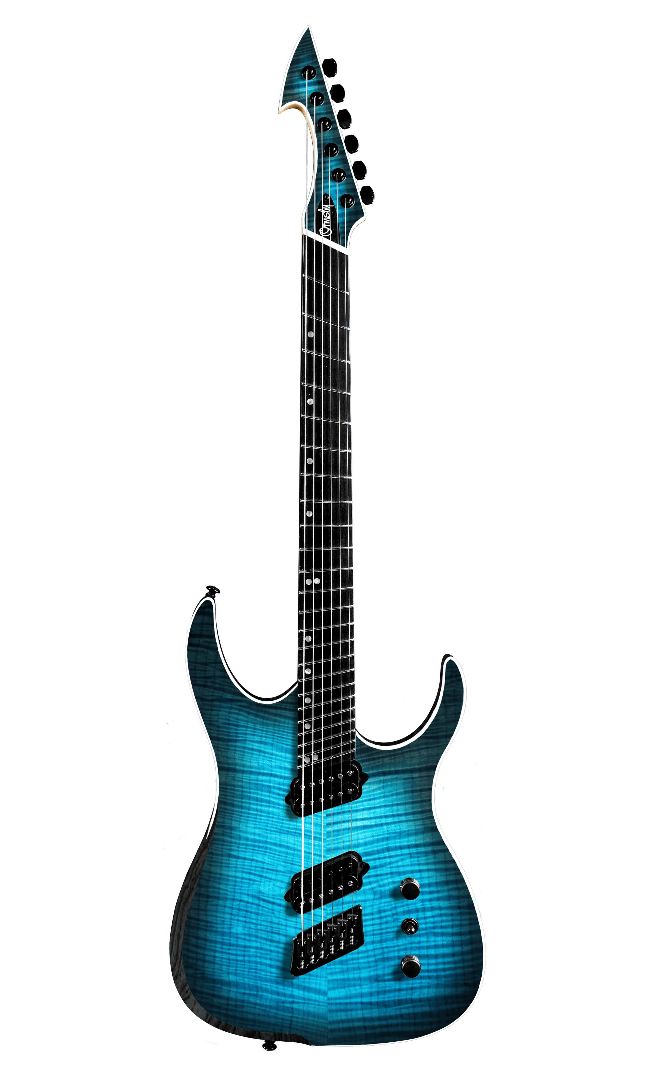 Hype GTR MULTISCALE - Beto Blue (6, 7 & 8 String)