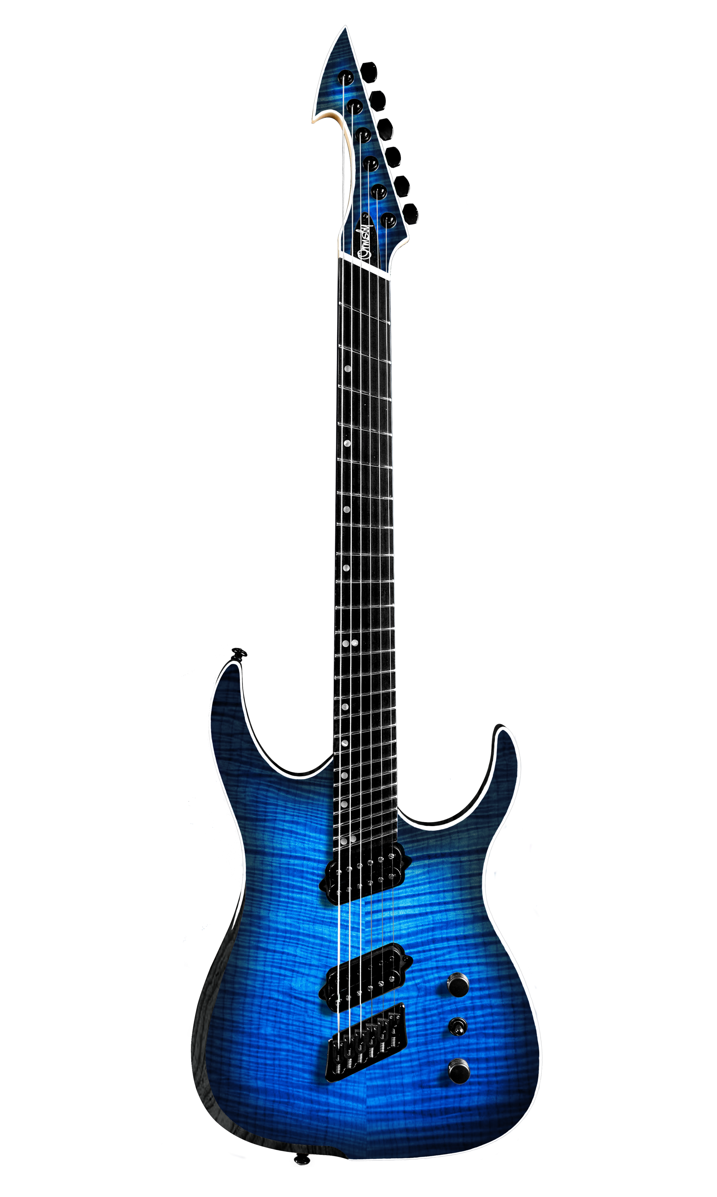 Hype GTR MULTISCALE - Sophia Blue (6, 7 & 8 String)