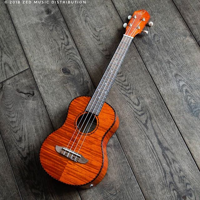 The Ortega Tiger Series! Flamed Mahogany with a gloss finish and tortoise binding.  #tiger #flame #flamed #mahogany #fire #wow  Free Pro Gig bag included!  #uke #ukelele #guitar #nylonstring #mandolin #banjo #percussion #accessories #classic #modern #london #zedmusicdistribution #zmd  Contact us here at Zed Music Distribution on Instagram, Facebook or Twitter for more information.  www.zedmusicdistribution.co.uk  Photo and copyright owned by Zed Music Distribution.  #guitarist #musicphotography #guitarsdaily #photooftheday #photo #ギター #ortega @ortegaguitars