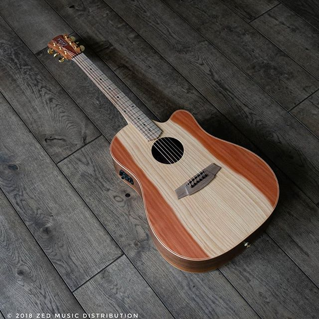 This FL2 Redwood top is just so unique! What do you think?  #big #bold #dreadnaught  Contact us here at ColeClarkUK to find out more and get in touch with Zed Music Distribution to find your nearest Cole Clark dealer and get your hands on one!  Photo and Copyright owned by Zed Music Distribution.  #coleclark #coleclarkguitars #redwood #california  #oneofakind #rare #monday #mondaymotivation #mondays #worldsmostnaturalpickup  #acousticguitar #acousticaguitar #acoustic #guitars #guitarist #guitar #guitarsdaily #zedmusicdistribution #martin #taylor #fender #gibson