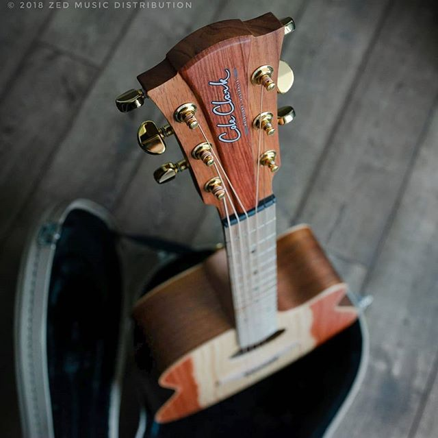 The beautiful Redwood facia on the headstock of this FL2 Redwood Blackwood!! #big #bold #dreadnaught  Contact us here at ColeClarkUK to find out more and get in touch with Zed Music Distribution to find your nearest Cole Clark dealer and get your hands on one!  Photo and Copyright owned by Zed Music Distribution.  #coleclark #coleclarkguitars #redwood #california  #oneofakind #rare #monday #mondaymotivation #mondays #worldsmostnaturalpickup  #acousticguitar #acousticaguitar #acoustic #guitars #guitarist #guitar #guitarsdaily #zedmusicdistribution #martin #taylor #fender #gibson