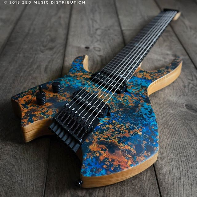 This left handed 8 string Copper Goliath is available now!  #LeftInNotLeftOut  #goliath #metal #ormsby #ormsbyguitars #headless #preorder #uk #london #england #copper #wow #left #lefthanded  Contact us here at Zed Music Distribution on Instagram, Facebook or Twitter for more information.  www.zedmusicdistribution.co.uk  Photo and copyright owned by Zed Music Distribution.  #guitar #electric #electricguitar #guitarist #musicphotography #guitarsdaily #photooftheday #photo #guitarphotography #ギター #gitar #oneofakind @ormsbyguitars