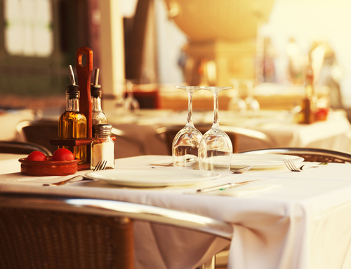 Some of the finest  restaurants  are found in Bath, award-winning independents &casual dining venues