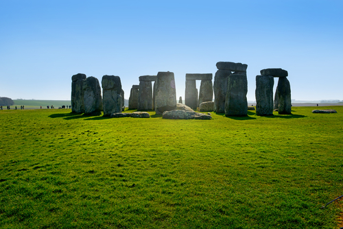 Stonehenge – one of the wonders of the world and the best-known prehistoric monument in Europe.