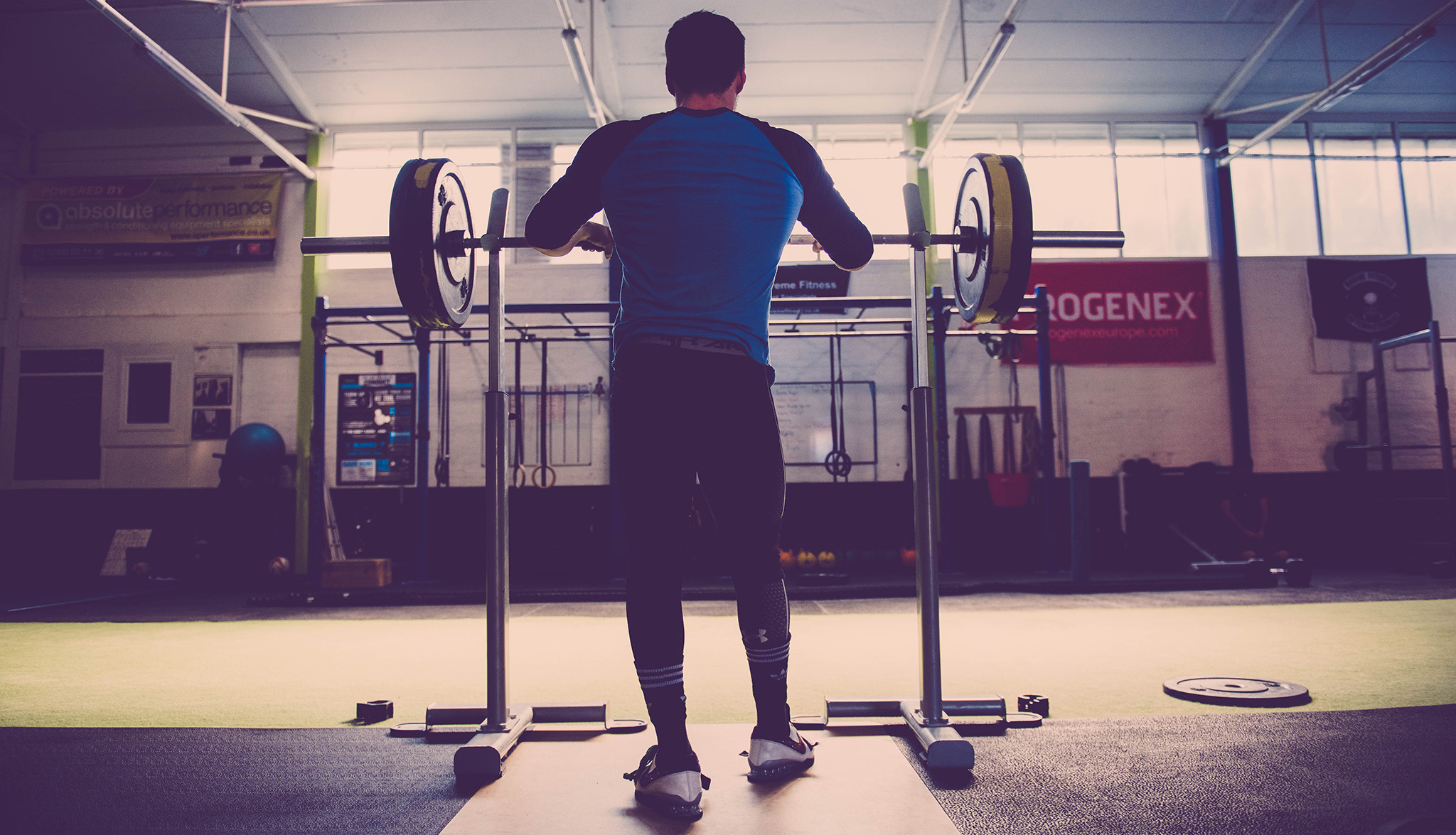 the unit gym north wales olympic weightlifting training