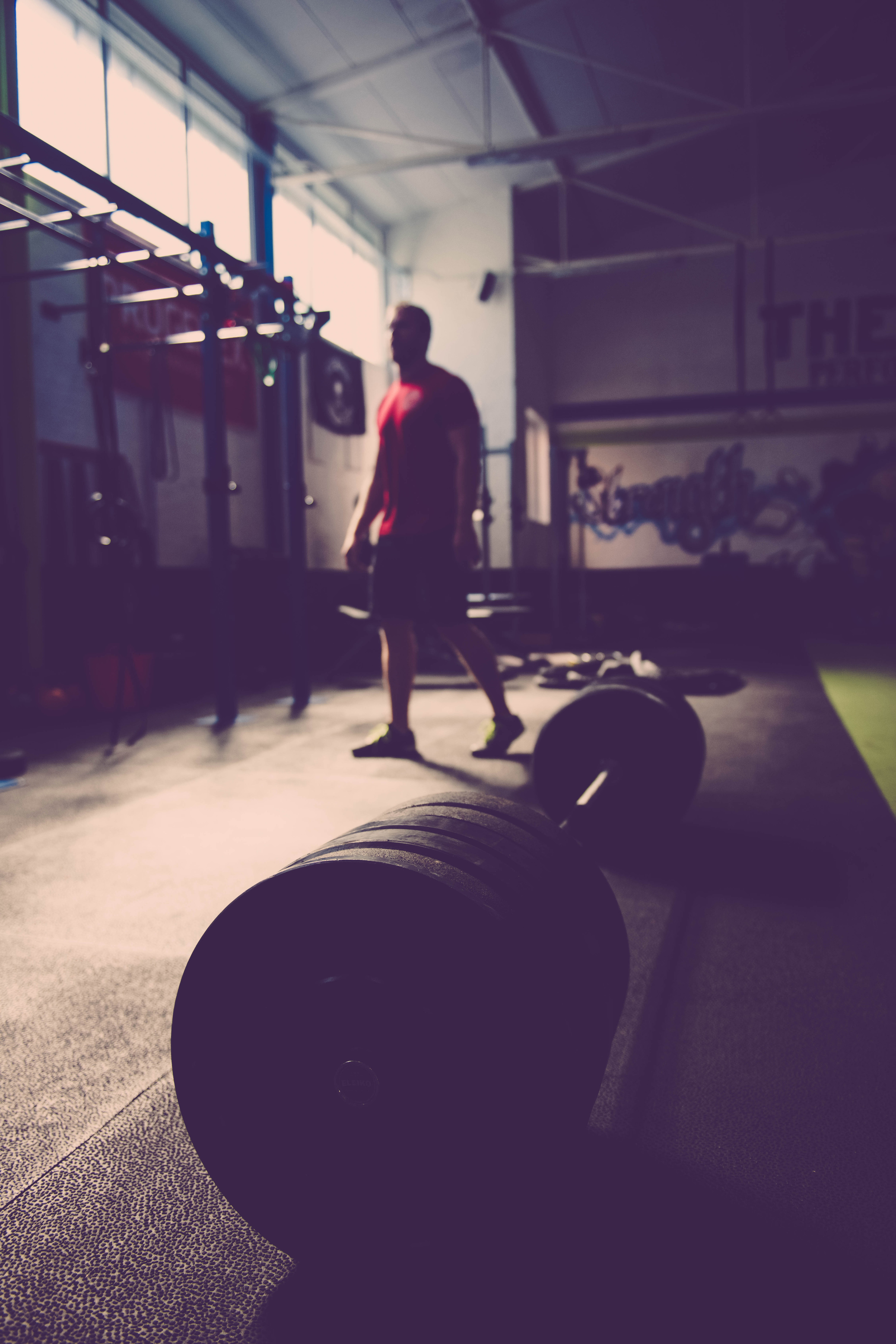The Unit North Wales Gym Olympic weightlifting