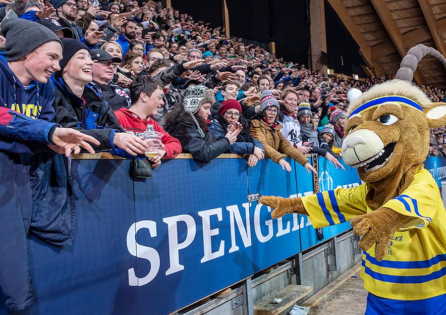 SPENGLER CUP DAVOS 2019