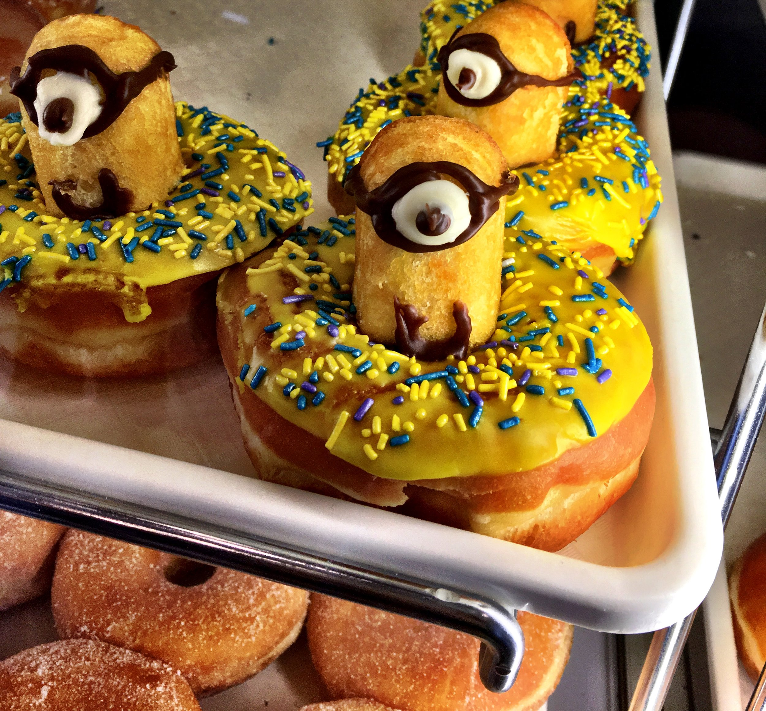 Minions - Donut Touch