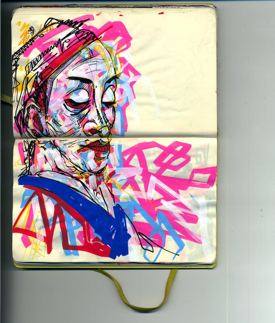 Portfolio:Sketchbook -