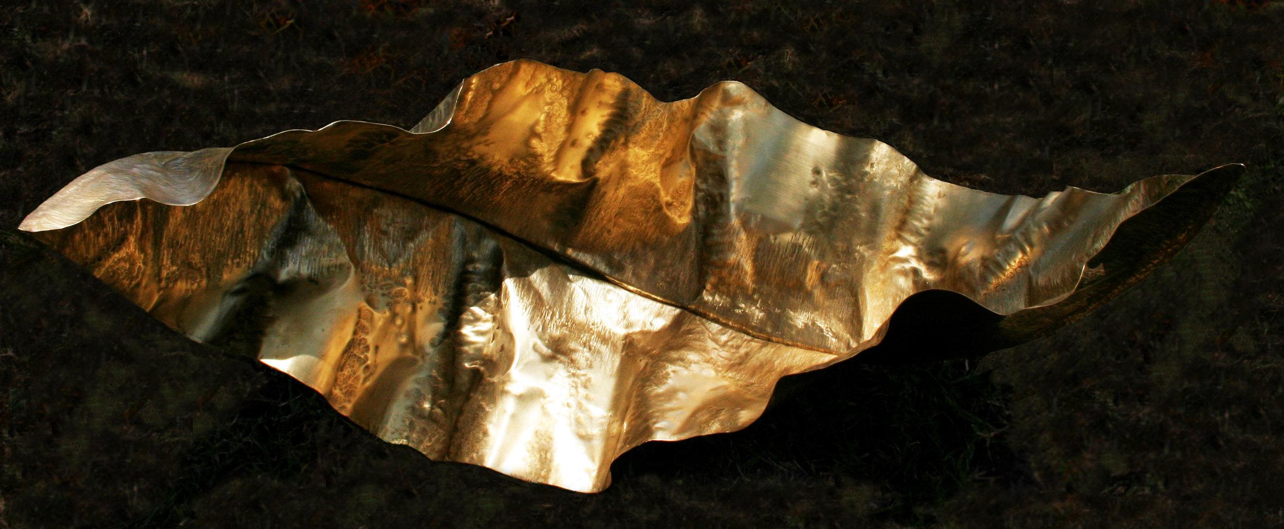 franziska sommerlatte brass leaf