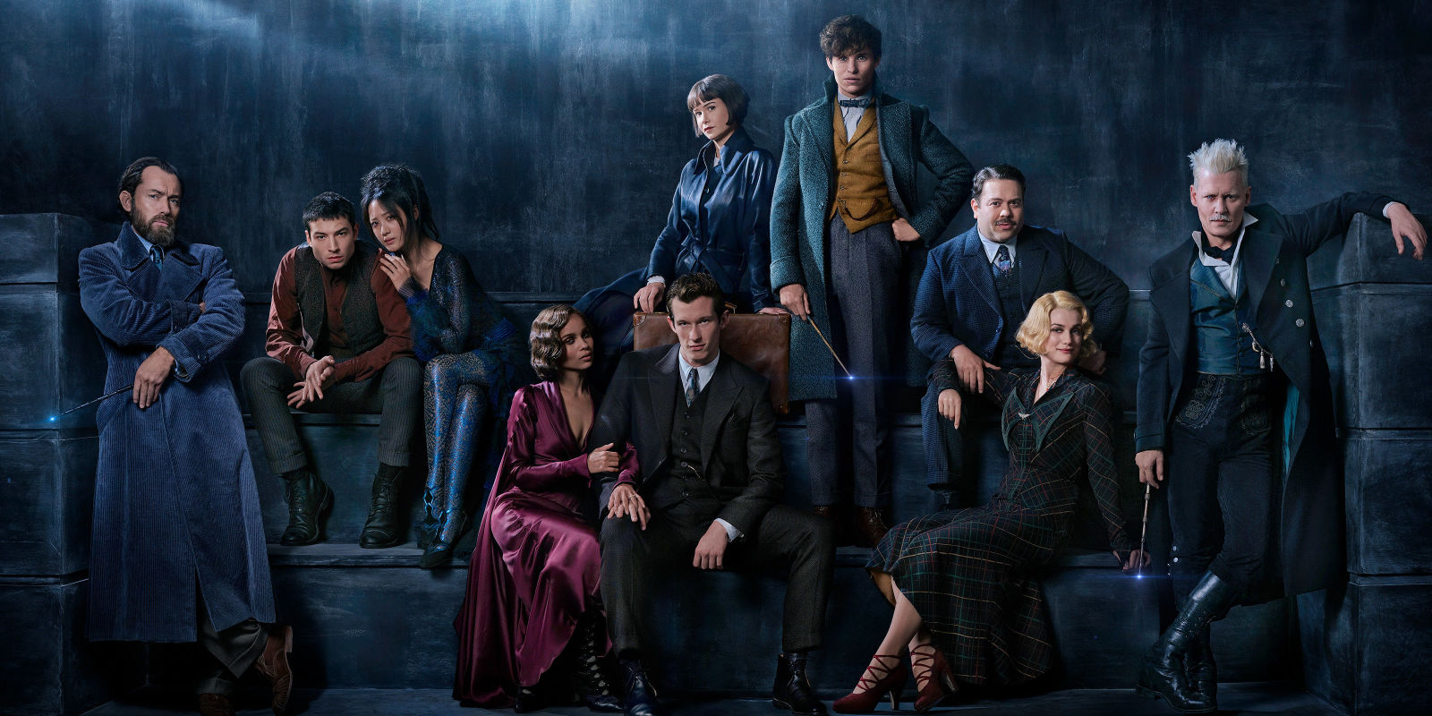 Background artists supplied for:   Fantastic Beasts and the crimes of Grindelwald    BOOK OUR ARTISTS