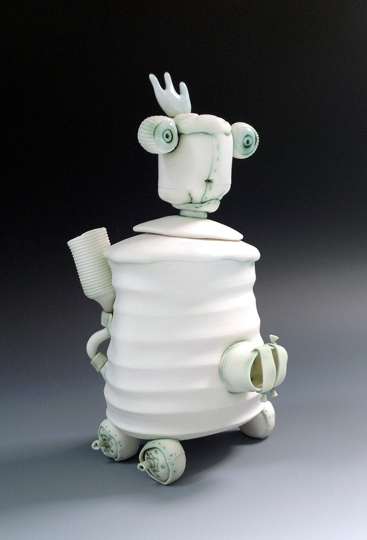 Copy of 'Rob Jar' W11cm x H20cm x D10cm
