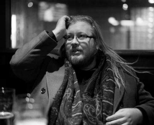 Matias Häkkinen, cembalo ja orkesterin johto. Kuva Jonte Knif