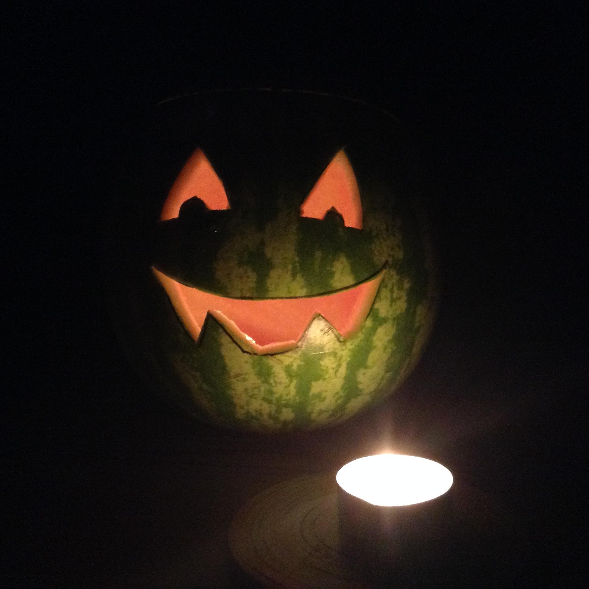 This is Martin...Happy Halloween!