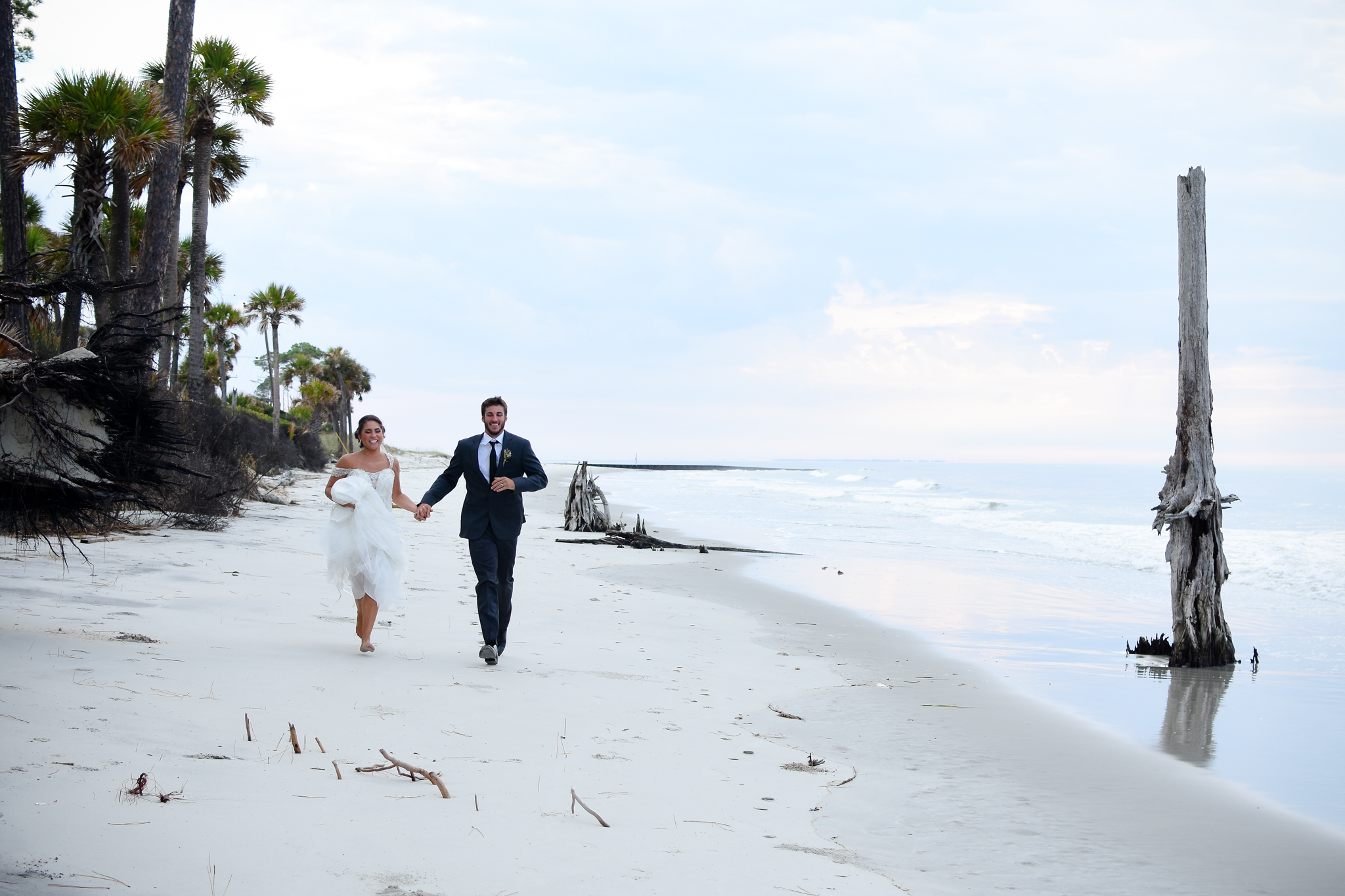 hunting island elopement
